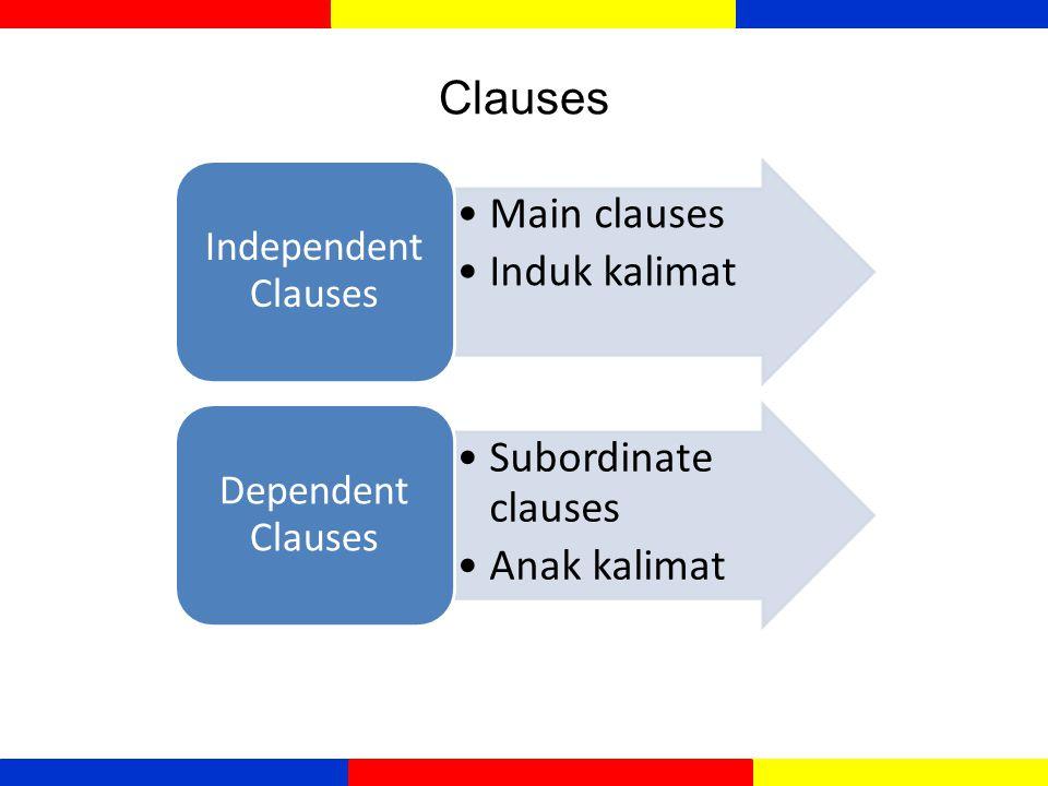 Imperative sentences (commands and request)  Kalimat perintah atau kalimat permintaan digunakan untuk memberi informasi apa yang harus dilakukan oleh lawan bicara.
