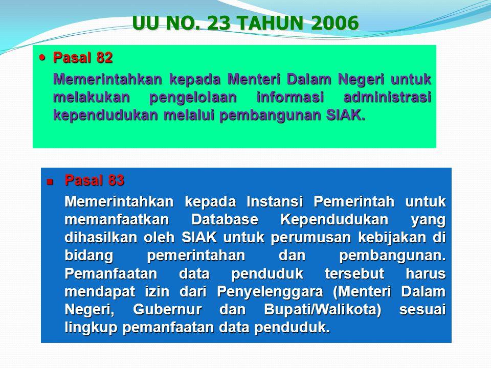 IV. SANKSI KEPEMILIKAN KTP DAN KK Penduduk hanya diperbolehkan memiliki 1 (satu) KTP ( Ps 63 ayat 6 UU 23 Th 2006). Penduduk WNI atau Orang asing yg m