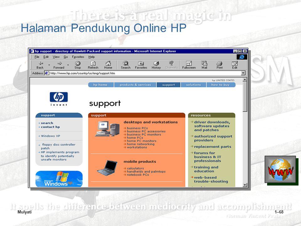 Mulyati1–68 Halaman Pendukung Online HP
