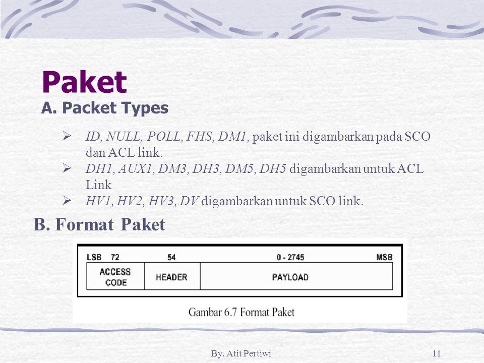 By. Atit Pertiwi11 Paket A.