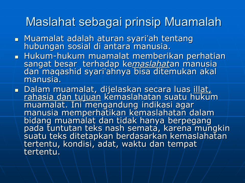 Memahami/menge Memahami/menge tahui hukum muamalah maliyah wajib bagi setiap muslim, namun untuk menjadi expert (ahli) dalam bidang ini hukumnya fardh