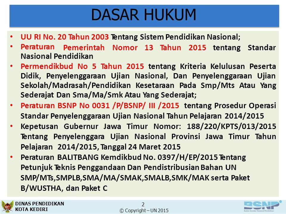 Jadwal UN PBT – SMA/MA NoHari dan Tanggal PukulSMA/MA UN Utama UN Susulan Program IPAProgram IPSProgram Bahasa 1.