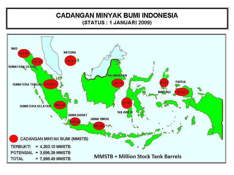 MMSTB = Million Stock Tank Barrels