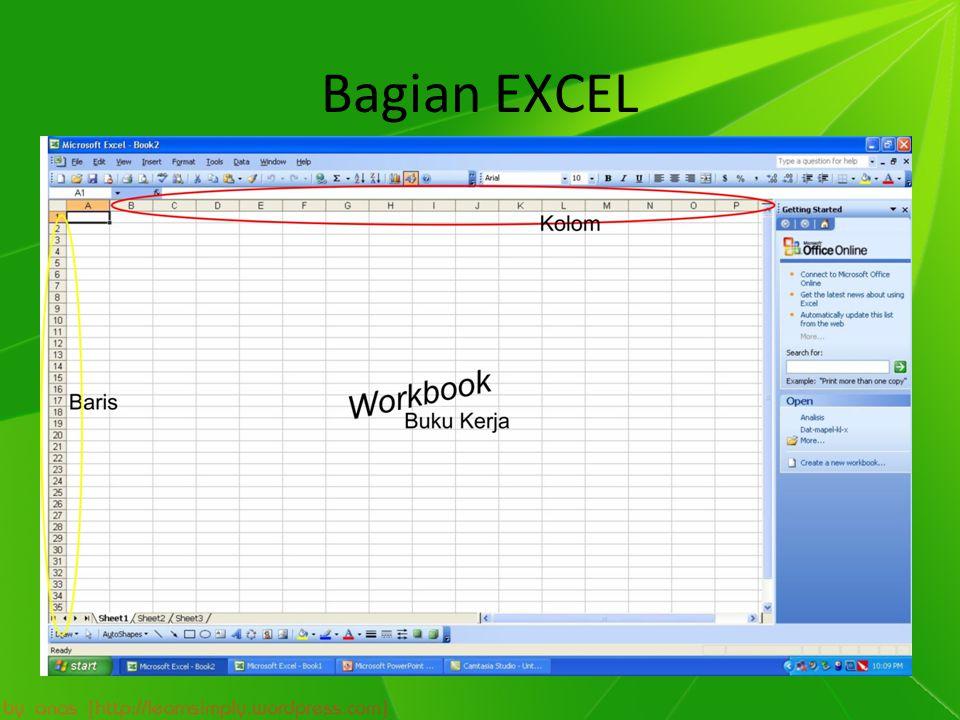1. Mengenal Elemen Dasar Excel