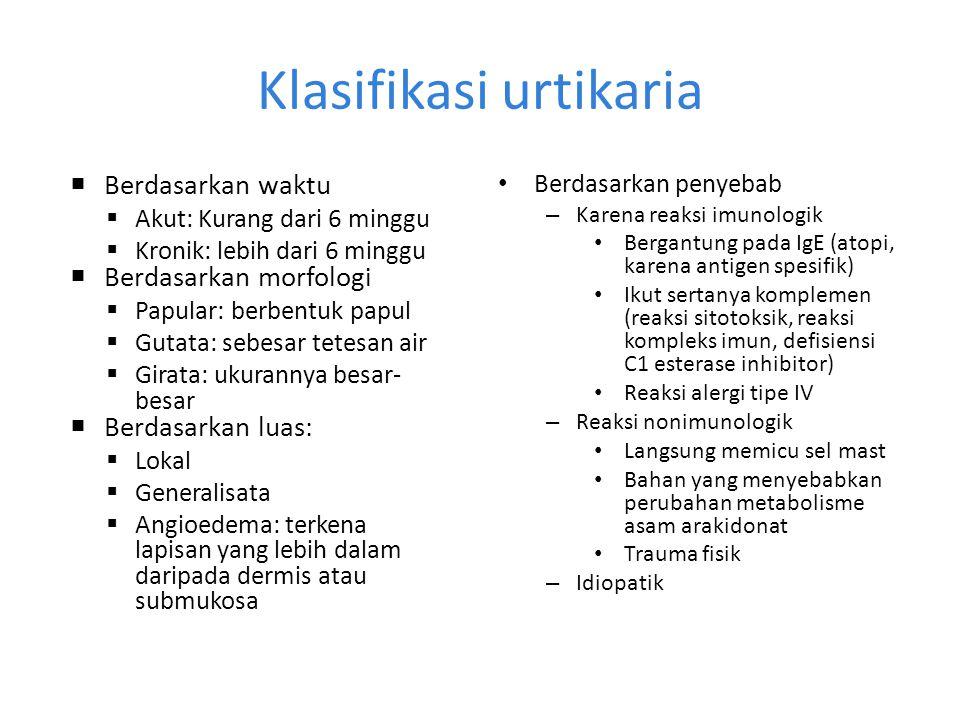 Wuchereria bancroftii Brugia malayi Brugia timori Perbandingan panjang:lebar kepala 3:1 Inti tidak teratur Inti di ekor 5-8 buah Perbandingan panjang:lebar kepala 2:1 Inti tidak teratur Inti di ekor 2-5 buah Panjang:lebar kepala sama Inti teratur Tidak terdapat inti di ekor