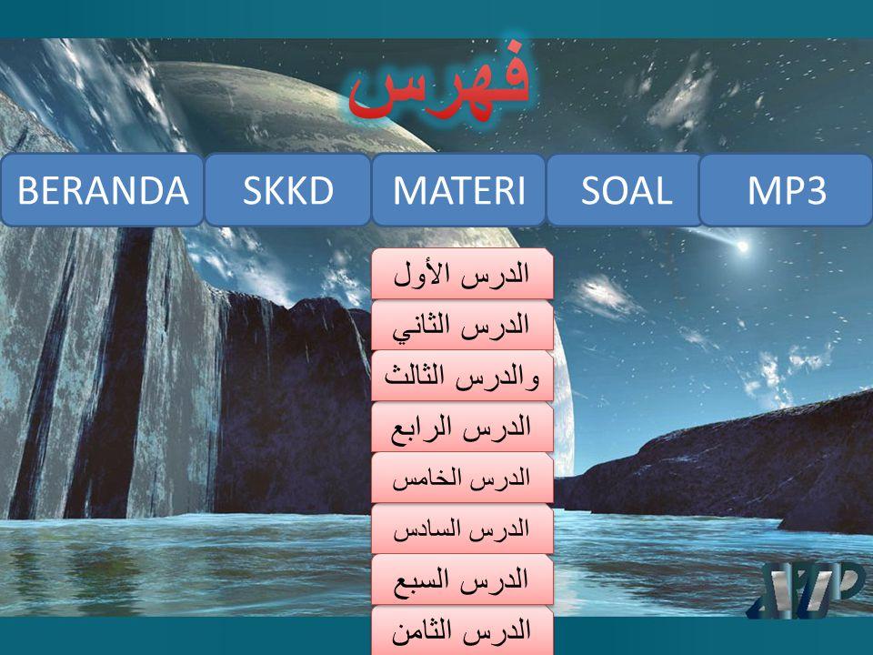 SK KD VII/2  SK : Memahami wacana lisan melalui kegiatan mendengarkan (berbentuk gagasan atau dialog sederhana) tentang الهواية  KD : (1) Mengidenti