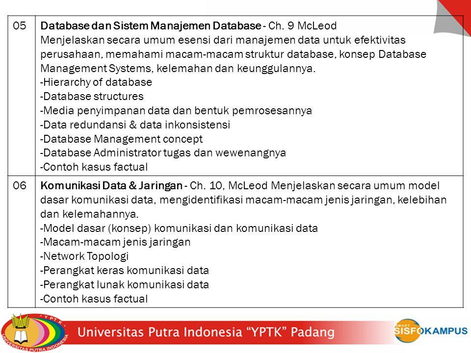 03Metode Pengembangan Sistem Informasi, - Ch.