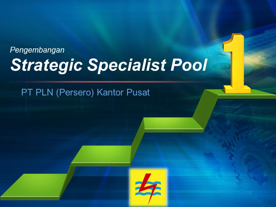 L/O/G/O Pengembangan Strategic Specialist Pool PT PLN (Persero) Kantor Pusat
