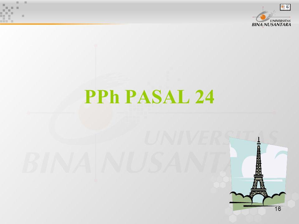 16 PPh PASAL 24