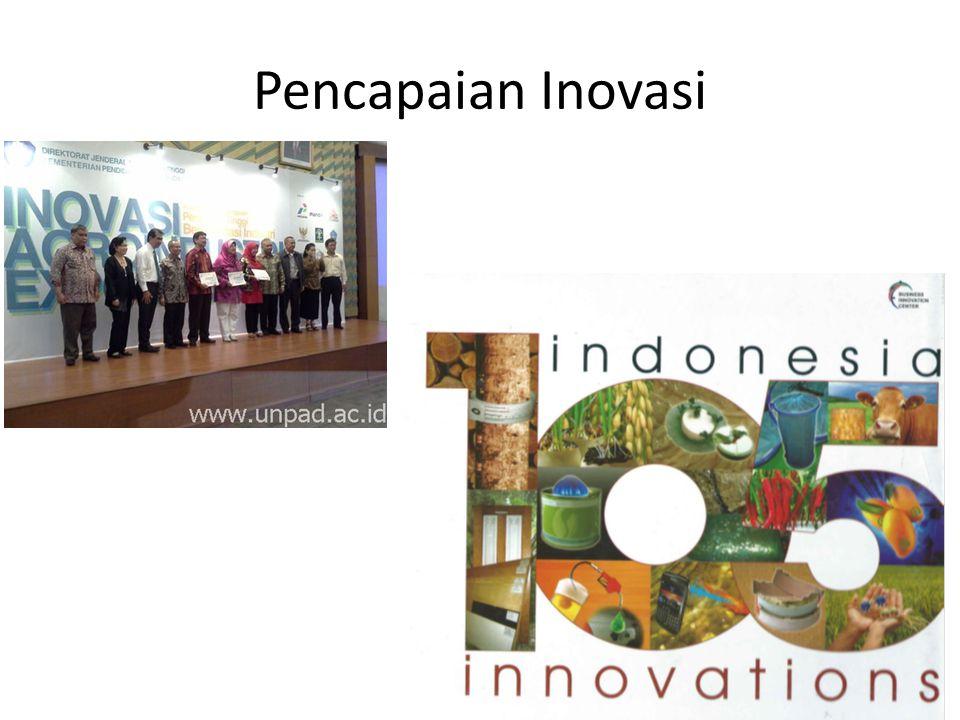 Pencapaian Inovasi