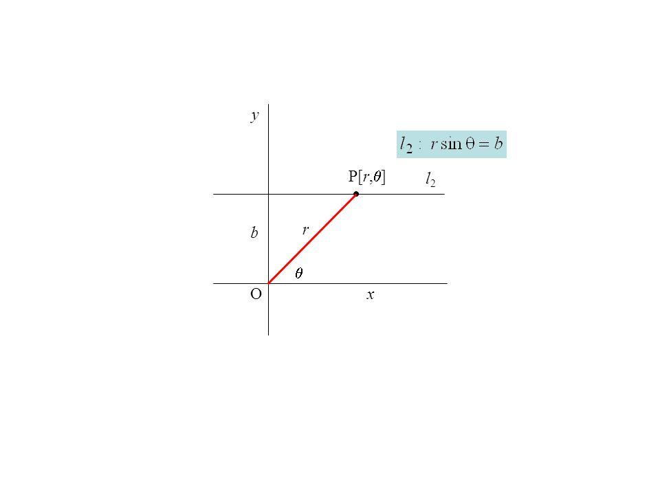 O y x b l2l2 r 