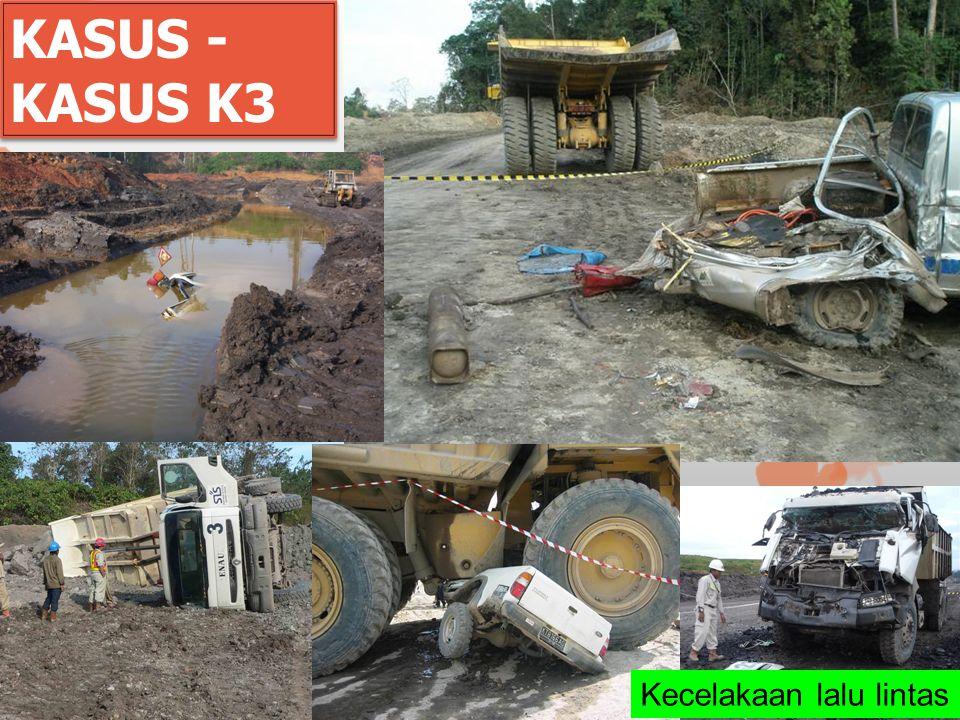 KASUS - KASUS K3 Kecelakaan lalu lintas
