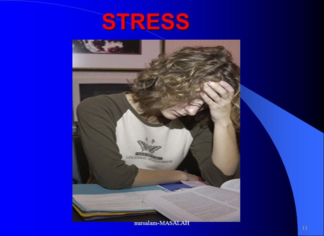 13 STRESS nursalam-MASALAH