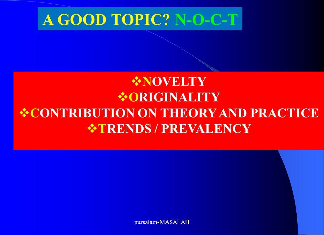 Contoh: ARTIKEL HASIL PENELITIAN 1.Judul 2. Nama Penulis 3.