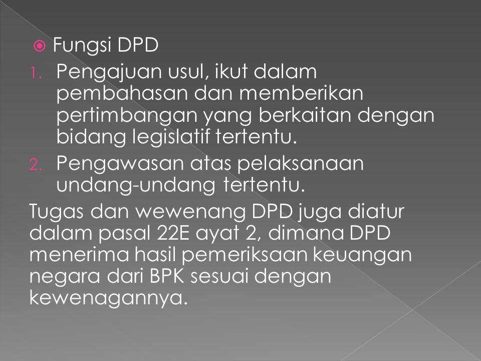  Fungsi DPD 1.