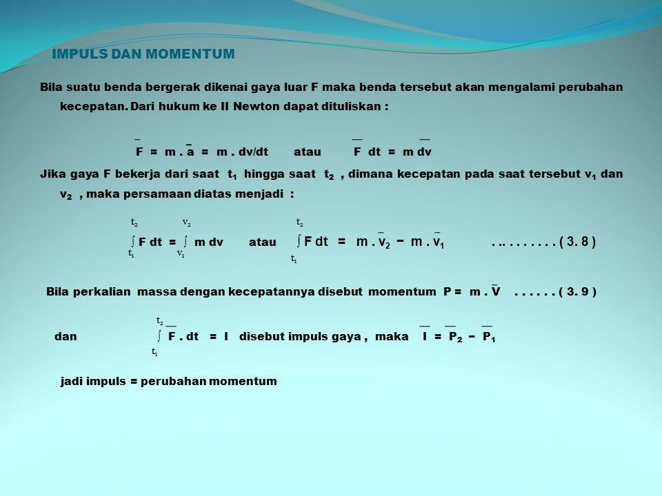Dari persamaan (3.