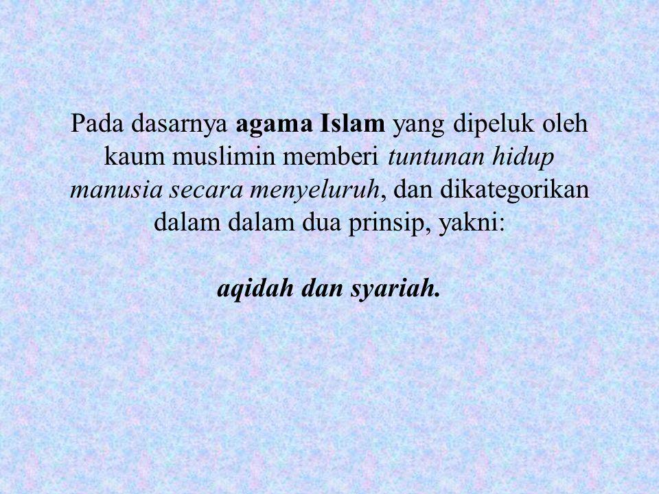 PRINSIP YG PERLU PERHATIAN: -Pendalaman maksimal terhadap al Qur'an, Hadits, dan Sains perlu dukungan 'politik'.