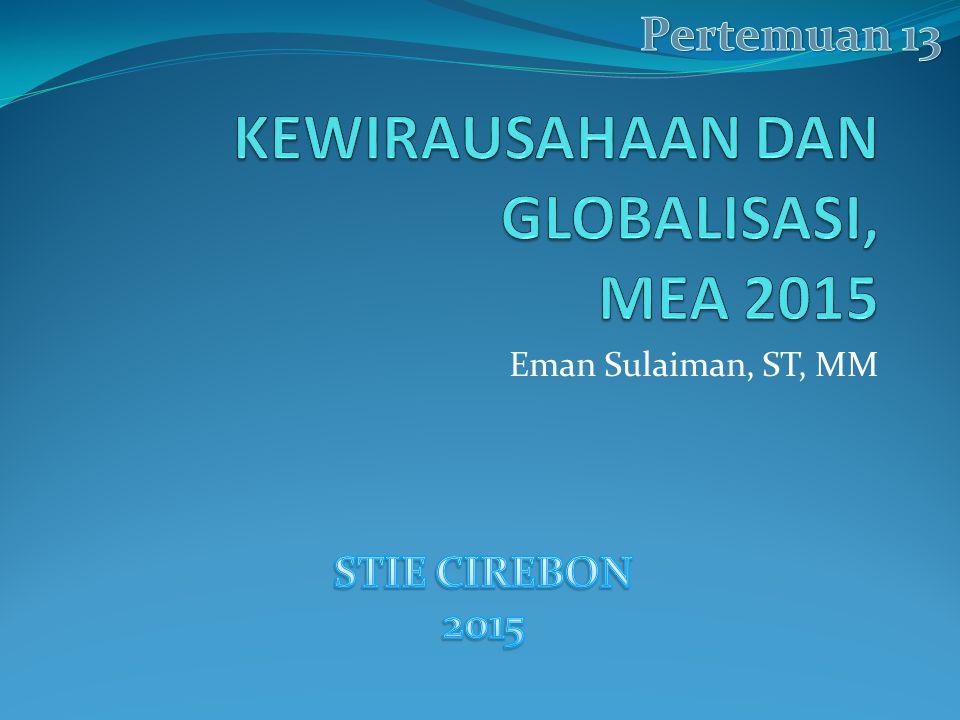 Eman Sulaiman, ST, MM