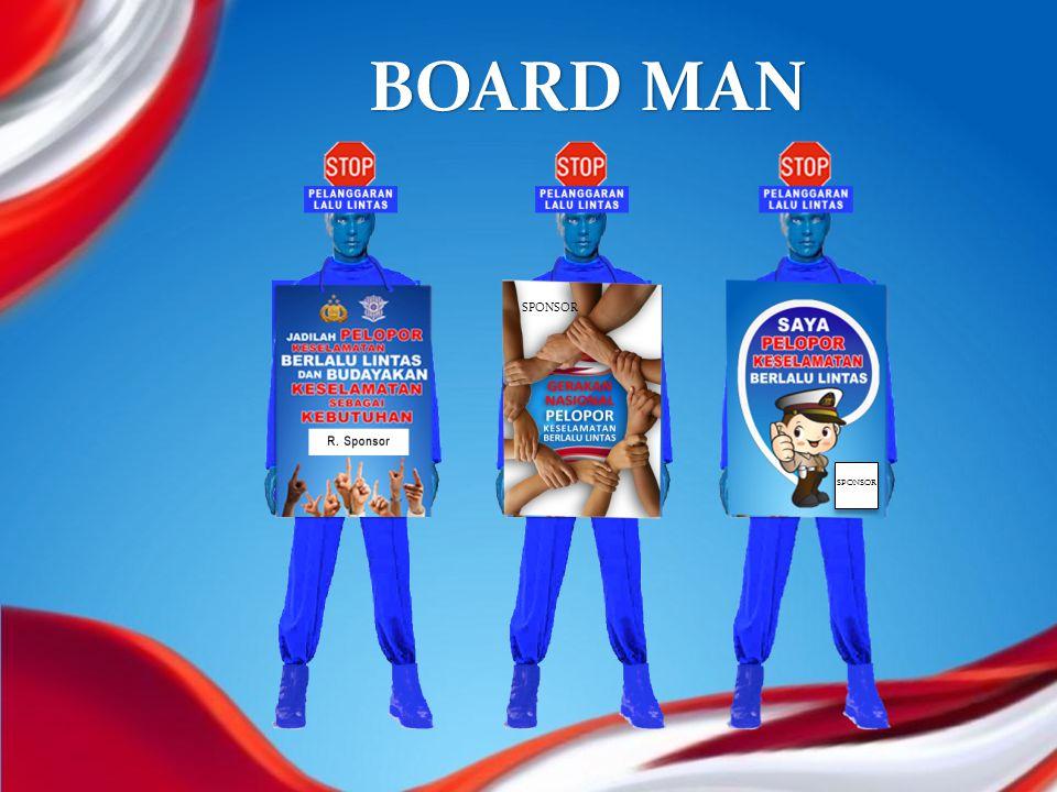 BOARD MAN SPONSOR