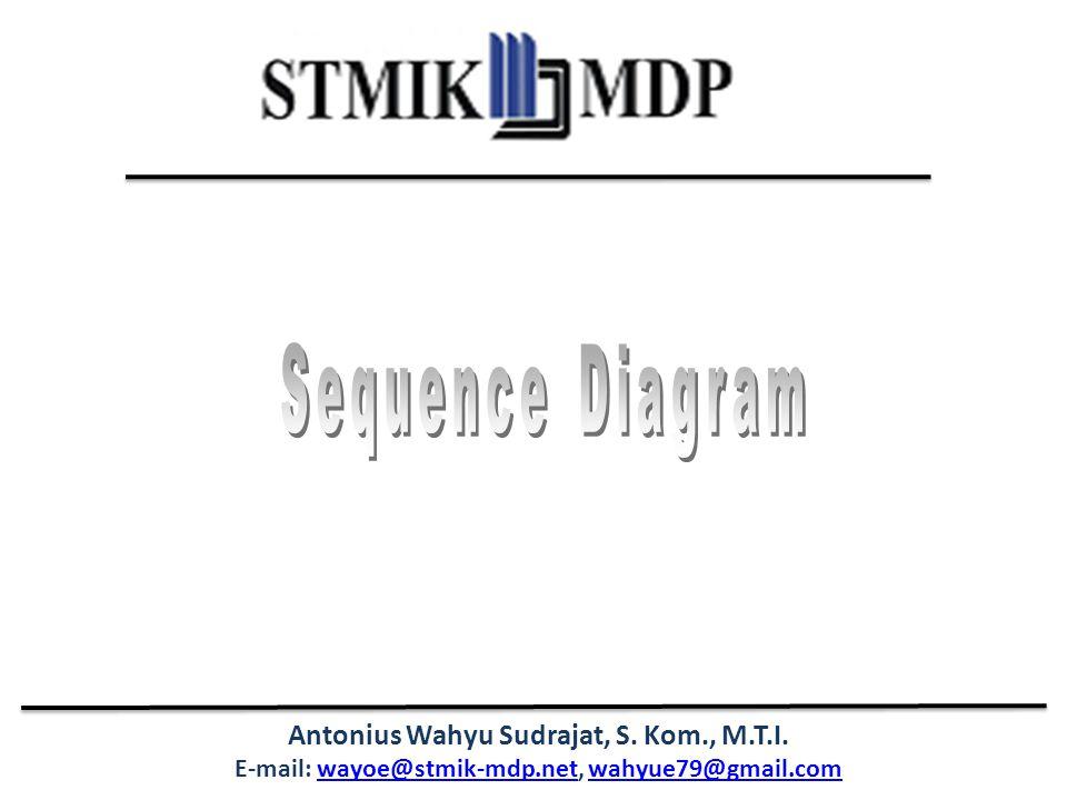 Antonius Wahyu Sudrajat, S. Kom., M.T.I. E-mail: wayoe@stmik-mdp.net, wahyue79@gmail.comwayoe@stmik-mdp.netwahyue79@gmail.com