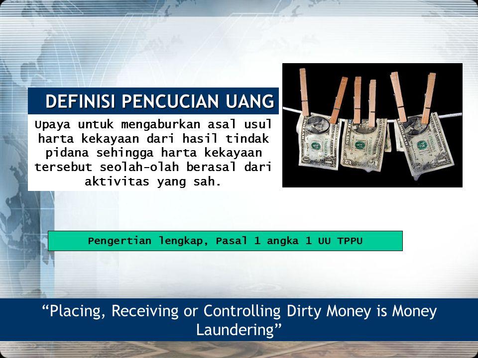 99 Konsep Dasar & Mekanisme Kerja Rezim Anti Pencucian Uang