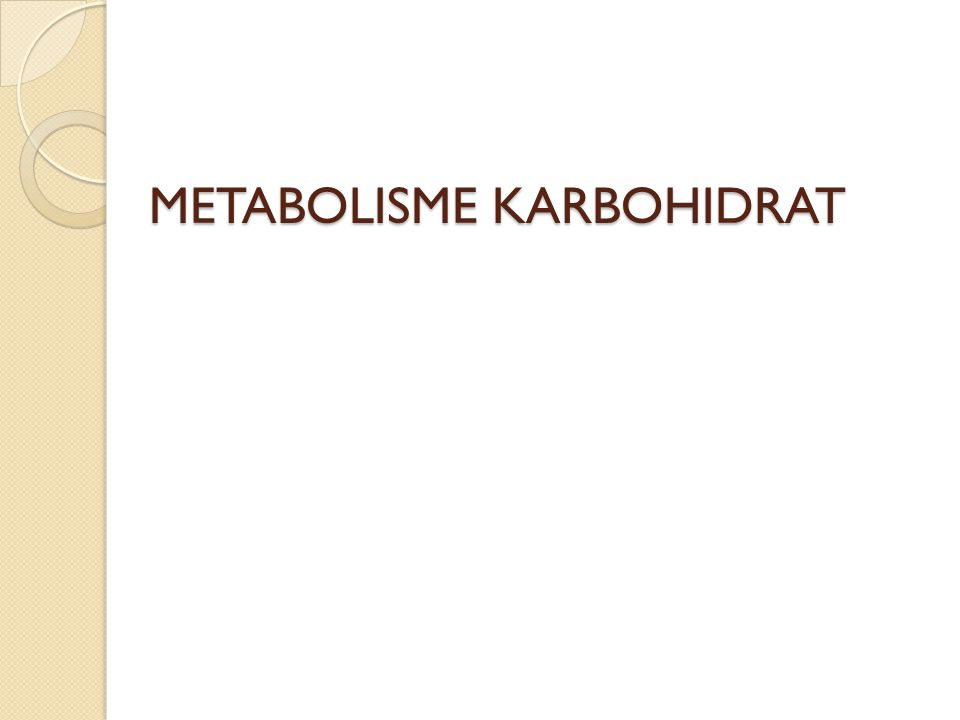 Metabolisme Total semua aktivitas kimia dalam sel  metabolisme selular Katabolisme : proses degradasi, melepaskan energi  reaksi eksergonik Anabolisme : proses biosintesis, membutuhkan energi  reaksi endergonik
