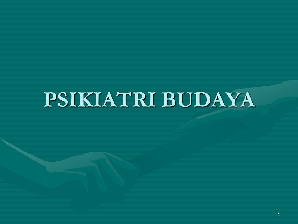 1 PSIKIATRI BUDAYA