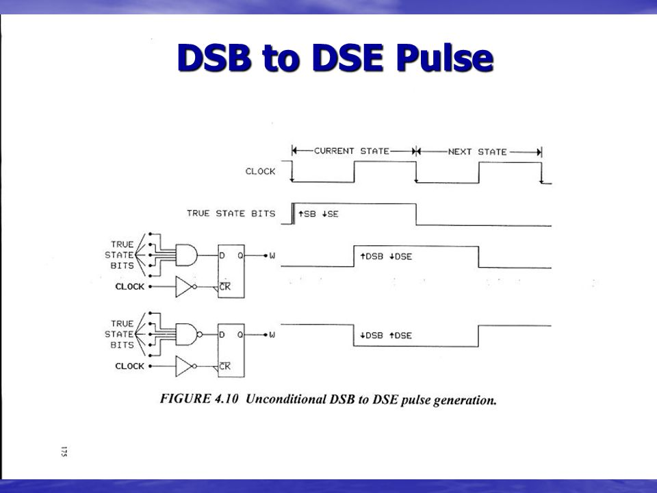 DSB to DSE Pulse