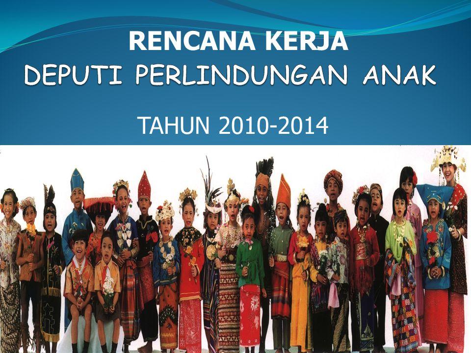 TAHUN 2010-2014 RENCANA KERJA