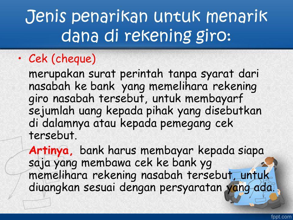 Perolehan dana dari sumber lainnya: Kredit likuiditas dari Bank Indonesia.