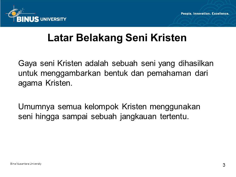 Bina Nusantara University 14 Soal 1.Apa yang dimaksud dengan Bizantium.