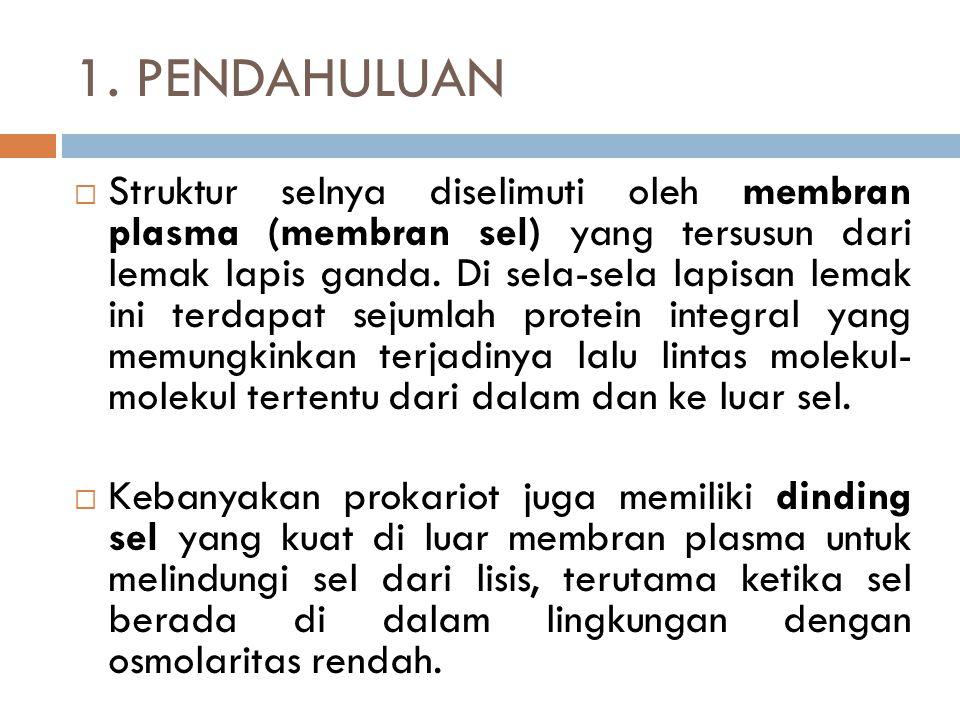 MEMBRAN PLASMA& DINDING SEL  1. PENDAHULUAN  2. KOMPOSISI KIMIA  3. STRUKTUR MEMBRAN PLASMA  4. STRUKTUR KHUSUS M. PLASMA  5. FISIOLOGI MEMBRAN P
