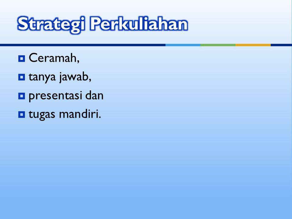  Copy bahan kuliah hanya akan diberikan kepada Koordinator Angkatan .