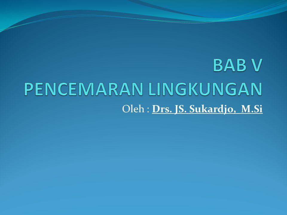 Oleh : Drs. JS. Sukardjo, M.Si