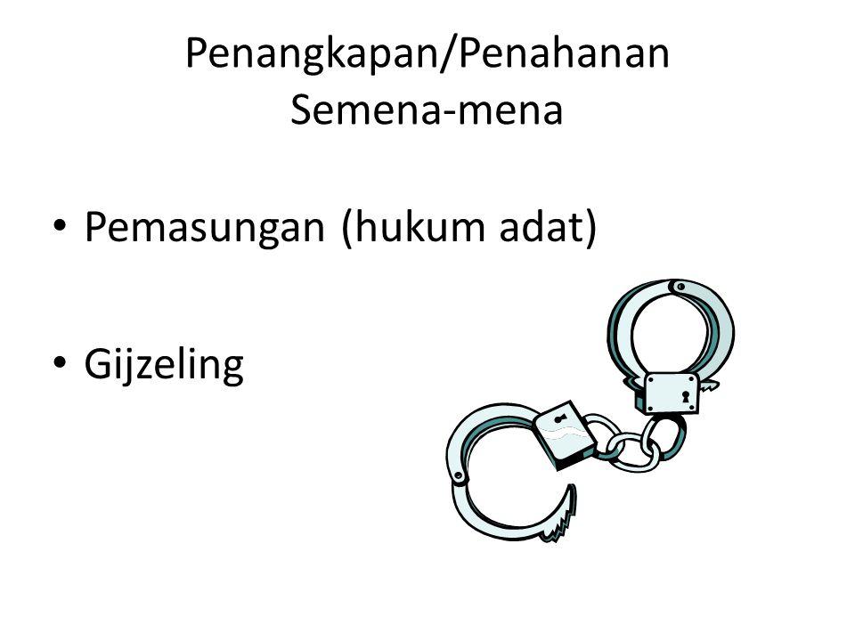 THE ORGANIZATION OF JUDICIARY FAIR TRIAL LEMBAGA PENGADILAN YANG MERDEKA MEKANISME KONTROL TERHADAP SISTEM PERADILAN