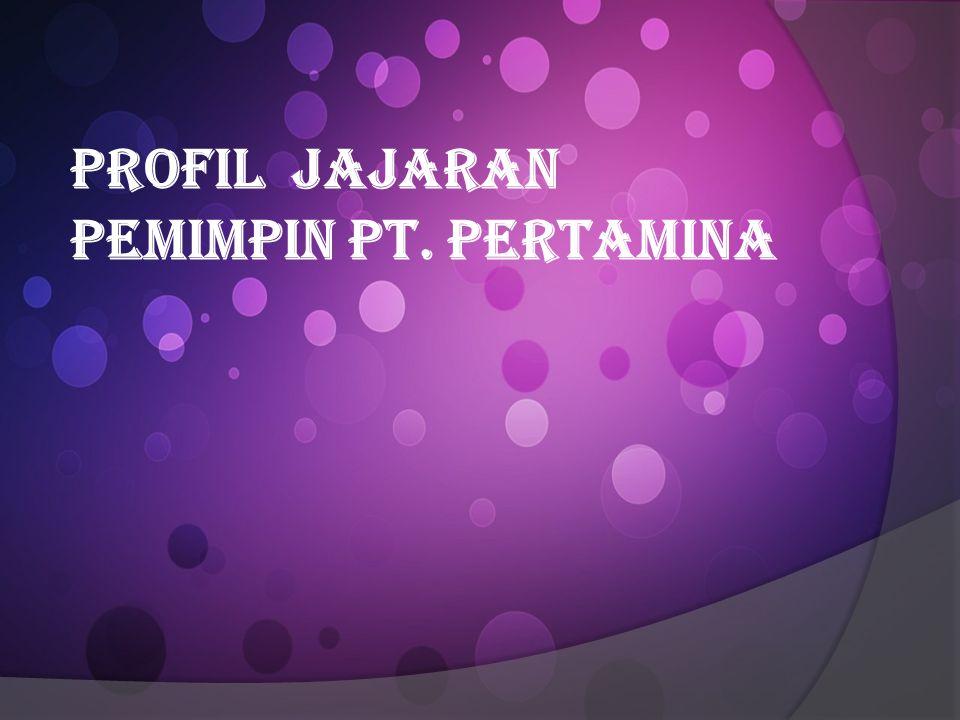 Karen Agustiawan Direktur Utama PT.