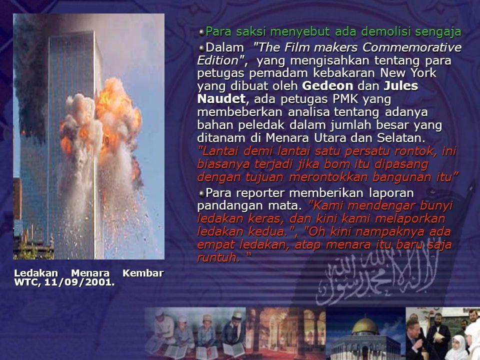 Mengapa Islam Dibidik.