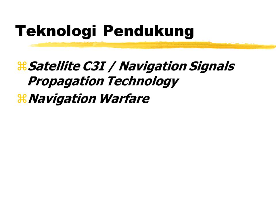 Peralatan Sensor zHigh-Altitude Endurance Unmanned Aerial Vehicle zTactical Unmanned Aerial Vehicle zCounter-Camouflage Concealment and Deception