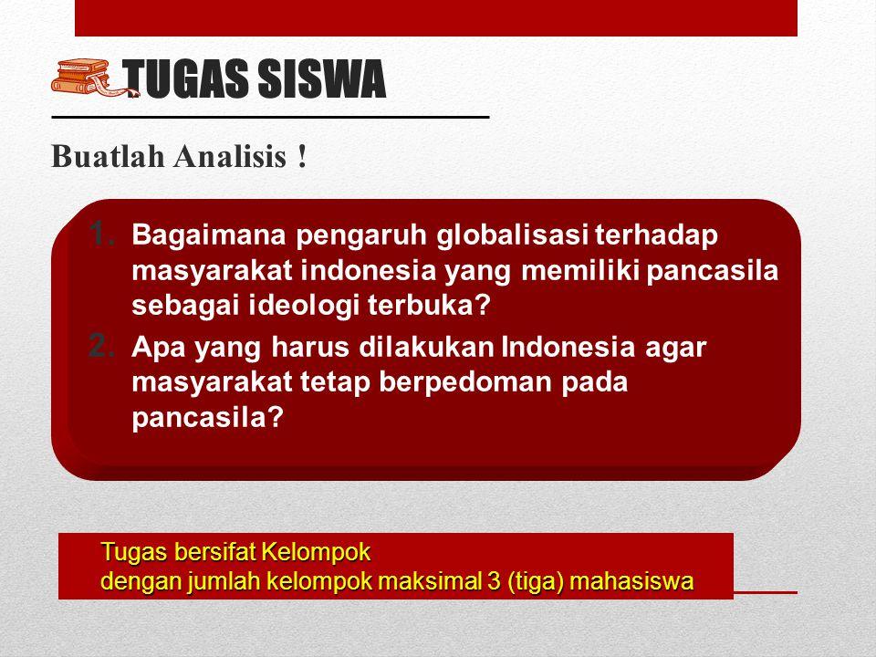 Ideologi Pancasila vs. Komunisme Perbedaan PancasilaKomunisme 1.Hak milik pribadi dan negara dipisahkan dengan jelas dan diperbolehkan sesuai peratura