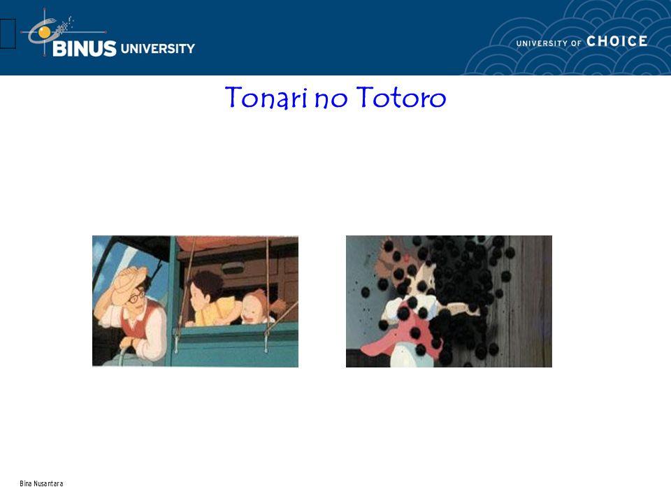 Bina Nusantara Tonari no Totoro