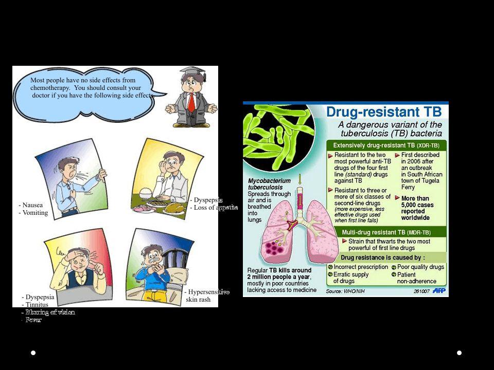 STRATEGI DOTS DOTS ( DIRECTLY OBSERVED SHORTCOURSES) Pengawasan langsung minum obat oleh Pengawas Minum Obat (PMO) Tujuan : 1.kesembuhan tinggi.