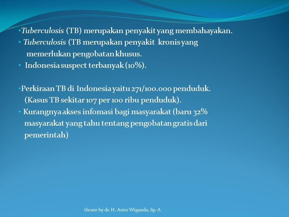 Pelatihan Kader TB Komunitas tingkat Kabupaten dan Kecamatan bertujuan: 1.
