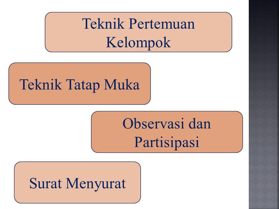 Teknik pertemuan kelompok yang digunakan MA Hamid Rusydi berupa diskusi, sarasehan dan rapat.