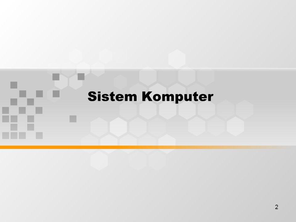 3 Tujuan Sistem Komputer Pencatatan kecelakaan Membantu dalam melakukan perhitungan statistik kecelakaan kerja Penyimpanan data historis kejadian kecelakaan kerja Sosialisasi program keselamatan dan kesehatan kerja Efisiensi pengelolaan organisasi pelaksana program K3.