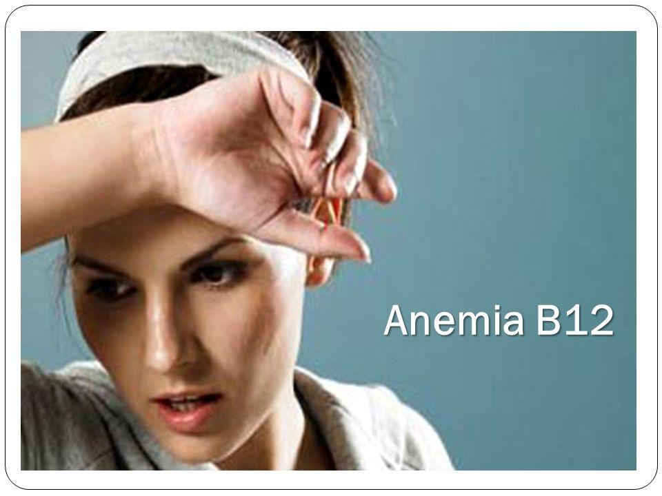 Anemia B12