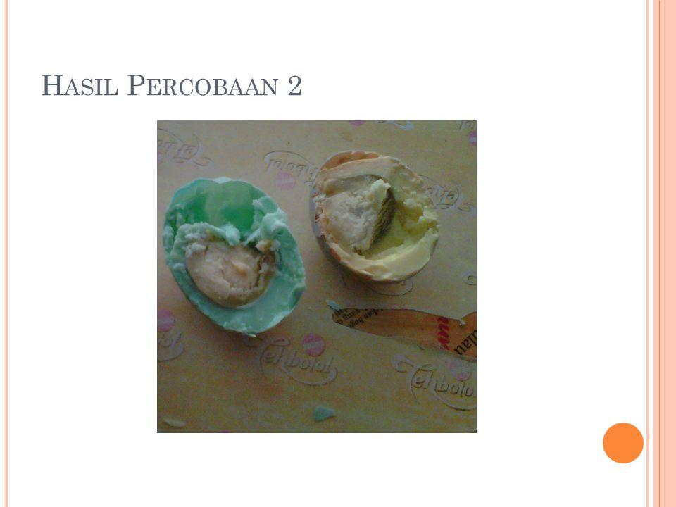 H ASIL P ERCOBAAN 2