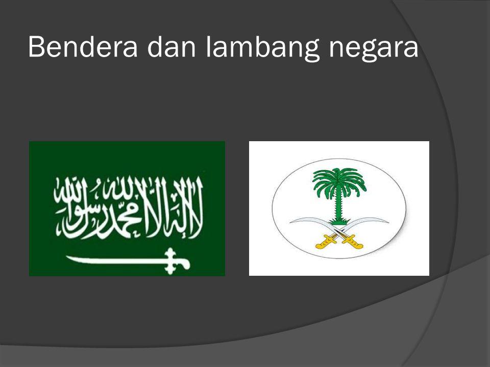 Bendera dan lambang negara