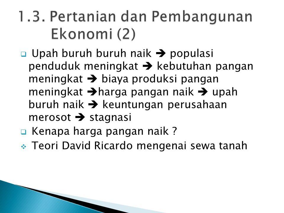 Jhingan, M.L.2003. Ekonomi Pembangunan dan Perencanaan.