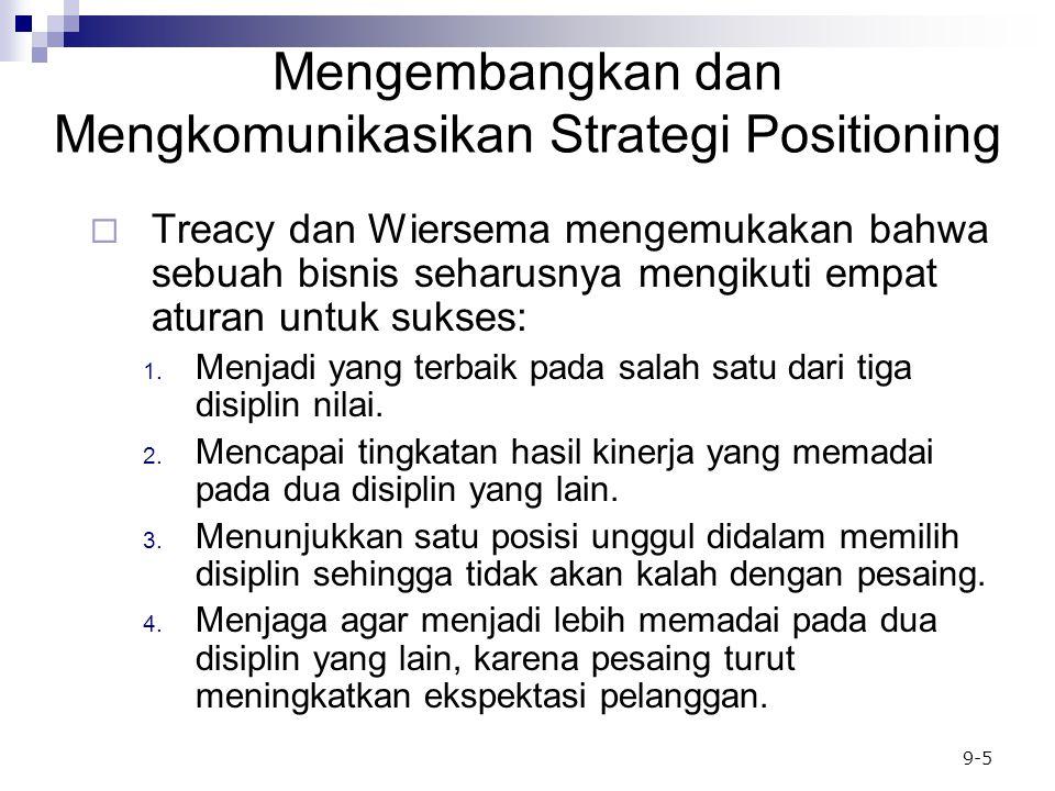 9-26 Gambar 11.4: Berbagai Pola Umum Siklus Hidup Produk Strategi Pemasaran Daur Hidup Produk