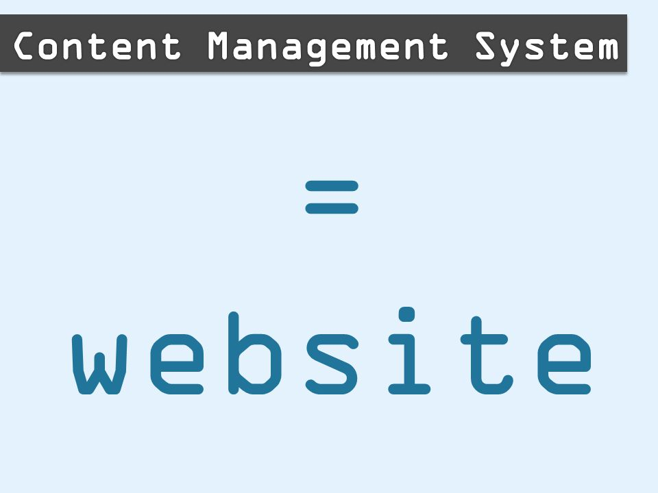 = website
